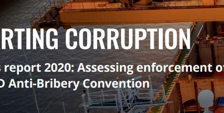 Exportando la corrupción